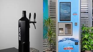 Bezoya lanza dos nuevos modelos de negocio para beber agua de forma sostenible