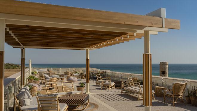 El Cuartel del Mar (Cádiz), elegido el chiringuito del verano por la Guía Repsol