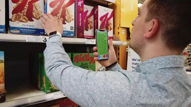 Kellogg hace accesibles sus cereales para personas con discapacidad visual