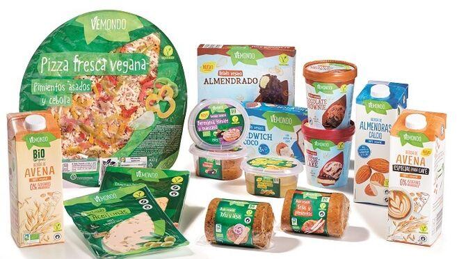 Lidl lanza Vemondo, su nueva marca veggie