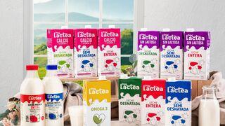 Dia presenta su nueva marca propia de leche 'Dia Láctea'