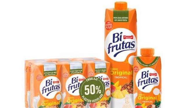 Bifrutas ahorra con sus envases más de 450 toneladas de plástico al año