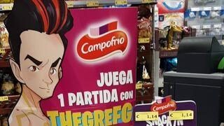 Campofrío Snack´In apuesta por Thegrefg para reforzar su posicionamiento juvenil