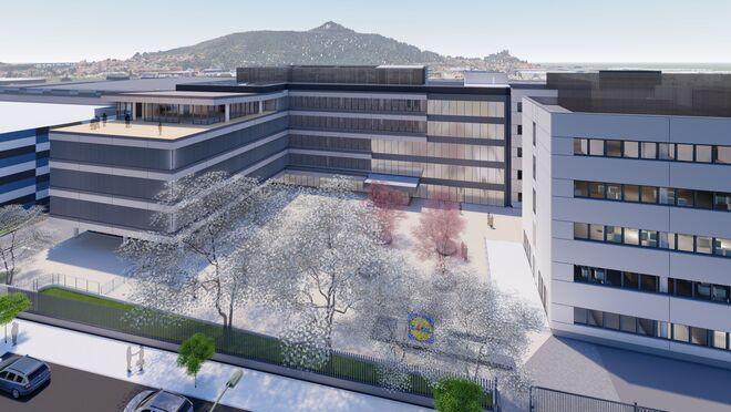 Lidl incrementa su apuesta por España y ampliará sus oficinas centrales