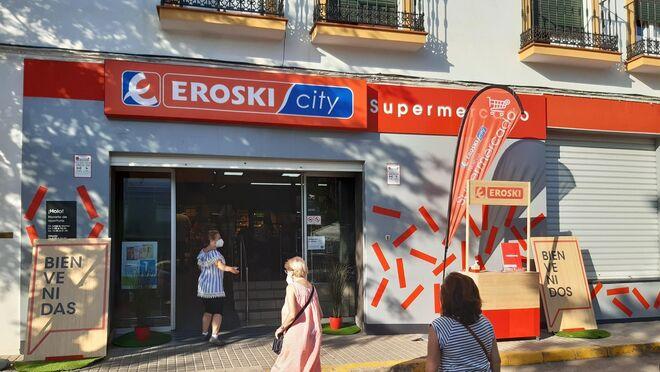 Nuevos Eroski/City en Fuente del Maestre (Badajoz) y Xinzo de Limia (Ourense)