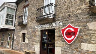 Gadisa amplía su red Claudio con otro súper en Pedrafita do Cebreiro (Lugo)