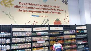 Veritas y Decathlon se alían para ofrecer alimentación ecológica