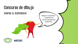 Aecoc y Consum implican a los más pequeños en la lucha contra el desperdicio