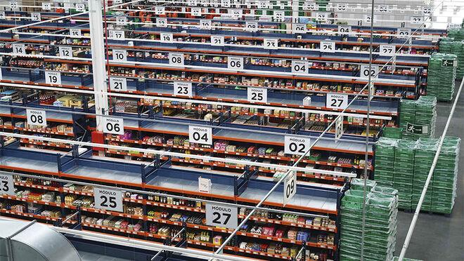 Mercadona construye su nueva colmena en Alicante con una inversión de 14 millones