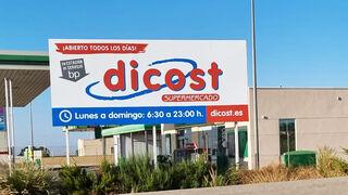 Musgrave abre un nuevo supermercado Dicost en la gasolinera BP de L'Aljub (Elche)