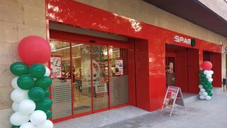 Fragadis renueva su supermercado Spar de Reus (Tarragona)