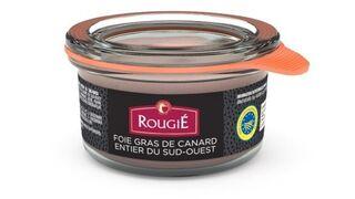 Alerta por presencia de cristales en foie gras de pato