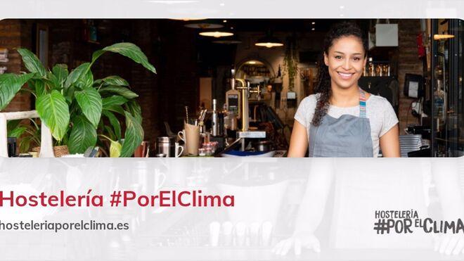 Hostelería #PorElClima realiza más de 9.000 acciones para reducir el impacto ambiental del sector