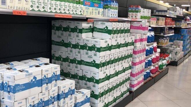 Mercadona subirá el precio de la leche a partir de septiembre