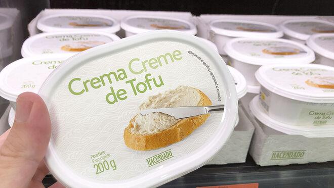 Mercadona lanza su nueva Crema de Tofu