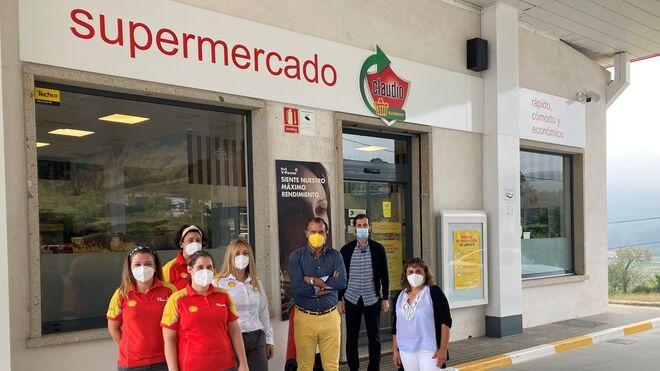 Gadisa abre un supermercado Claudio Express en Boiro (A Coruña)