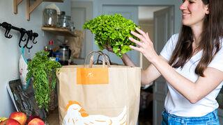 El consumo de frutas y hortalizas frescas en el hogar cayó en el primer semestre