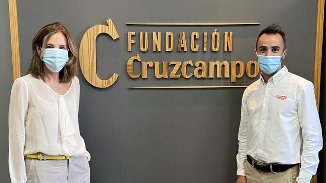 Araven y Fundación Cruzcampo se unen para formar a jóvenes