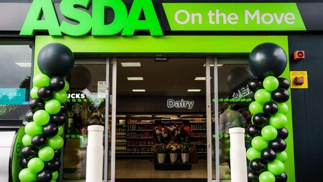Asda extenderá su modelo de conveniencia en el Reino Unido