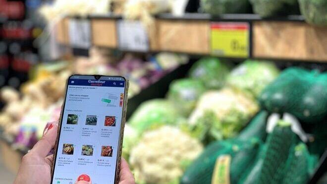 De Sánchez Romero a Carrefour: el súper explora la fórmula del personal shopper
