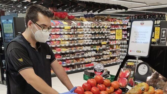 BM Supermercados ayuda a recuperar el tomate tradicional de Madrid