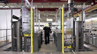 En las entrañas de Cimcorp, el proveedor logístico de Mercadona