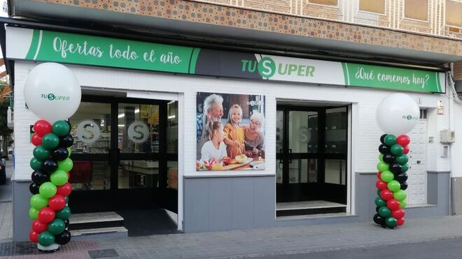 Posicionamiento regional de GM Food: Tu Súper compra Supermercados Santaella