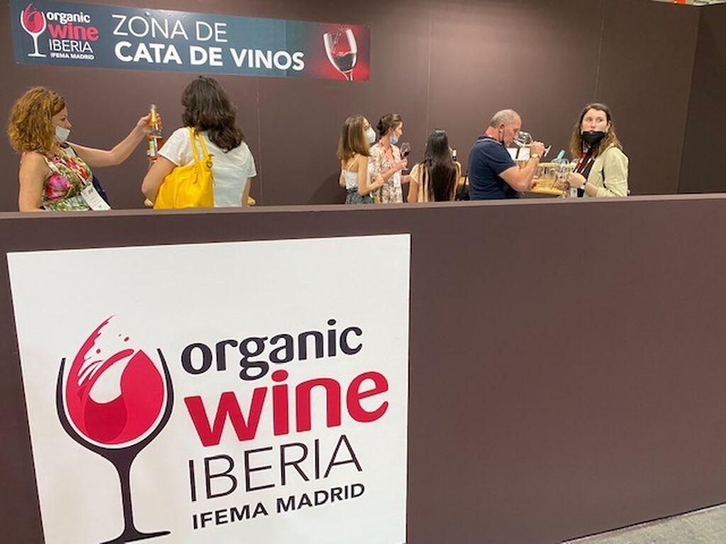 'Organic Wine': el vino ecológico, protagonista en Organic Food Iberia 2021