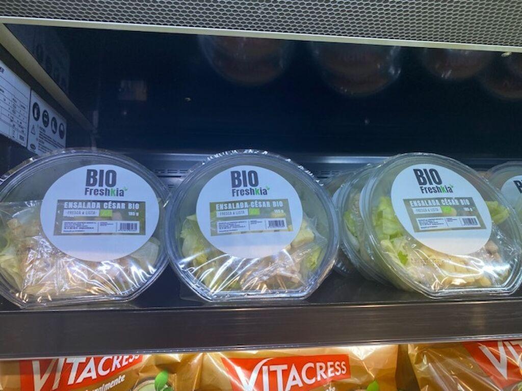 Productos Bio en Organic Food Iberia 2021