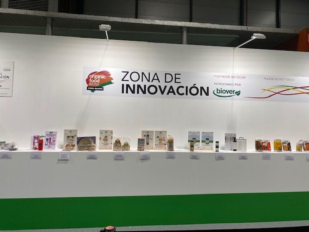 La zona de innovación de Organic Food Iberia 2021