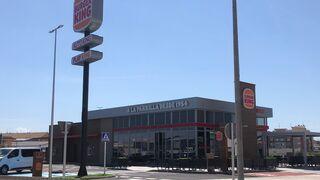 Burger King inaugura un nuevo restaurante en Algemesí (Valencia)