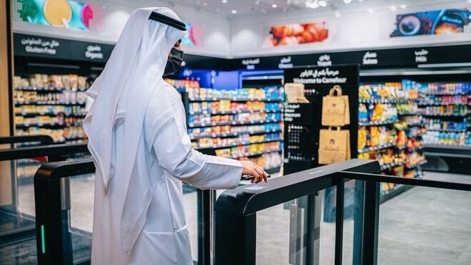 Carrefour se atreve con el supermercado autónomo
