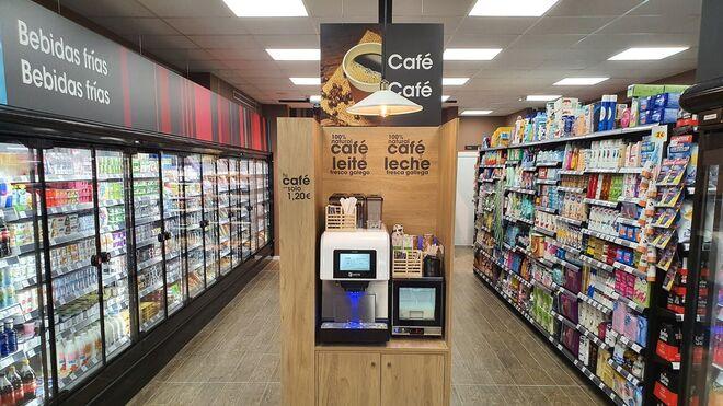 Vegalsa estrena un supermercado Eroski Rapid en A Coruña