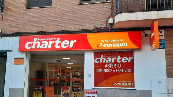 Charter crece con dos nuevos súper en Mollet del Vallès (Barcelona) y Rafelbunyol (Valencia)