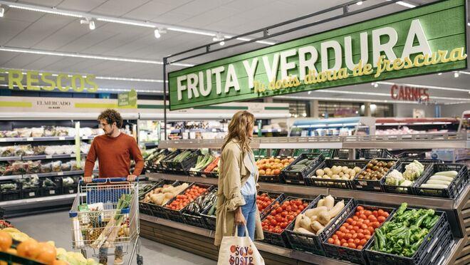 Aldi comprará 3.500 toneladas de frutas y verduras nacionales este otoño