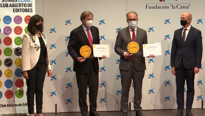 Fiab, premio del Club Abierto de Editores a la Causa Solidaria