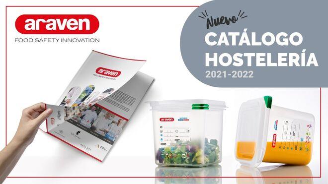 Araven amplía su catálogo y ofrece casi 700 referencias para la hostelería