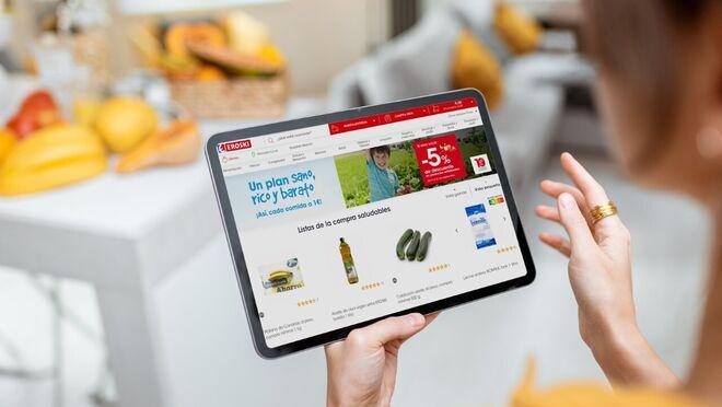 Eroski ofrece un plan de menús saludables a 1 euro por persona
