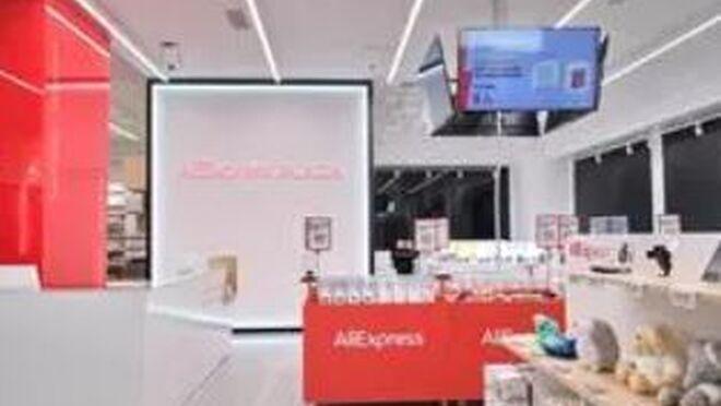 Aliexpress abre en Barcelona su cuarta tienda física en España