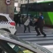 Noelia de Mingo, detenida por apuñalar a la cajera de un supermercado Unide en El Molar (Madrid)