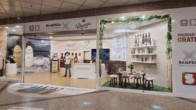Samplia abre su tercera tienda física en Madrid