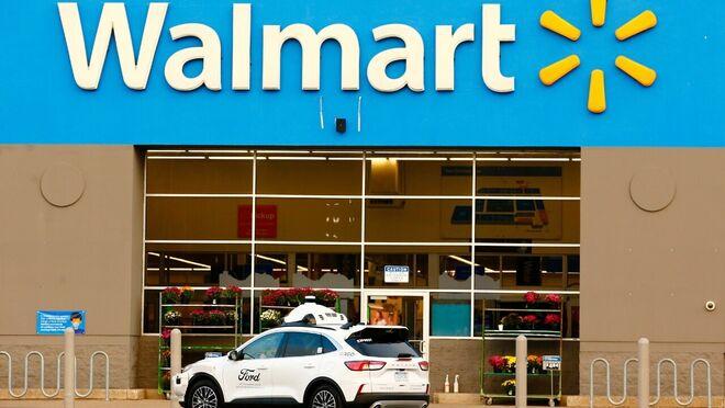 Walmart y Ford lanzan el vehículo autónomo para delivery