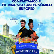 El foie gras español lanza su primera campaña de promoción europea