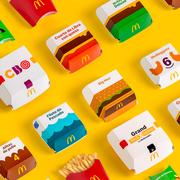 McDonald's renueva su packaging para unificar su imagen de marca