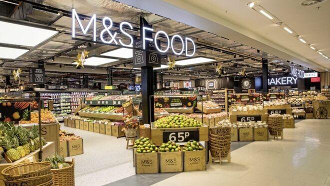 Marks & Spencer Food pagará a los pequeños proveedores locales en siete días