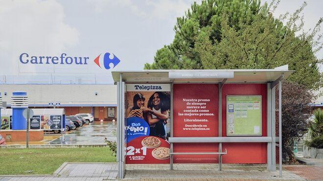 Telepizza se inspira en Carrefour para su nueva campaña