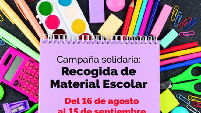 Alcampo entrega más de 225.000 euros en material escolar