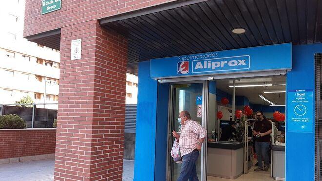 Eroski avanza con su enseña Aliprox en Seseña (Toledo)