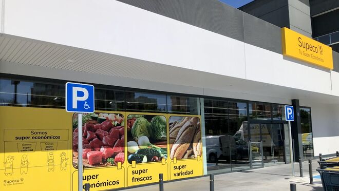 Carrefour inaugura un Supeco en Coslada (Madrid)