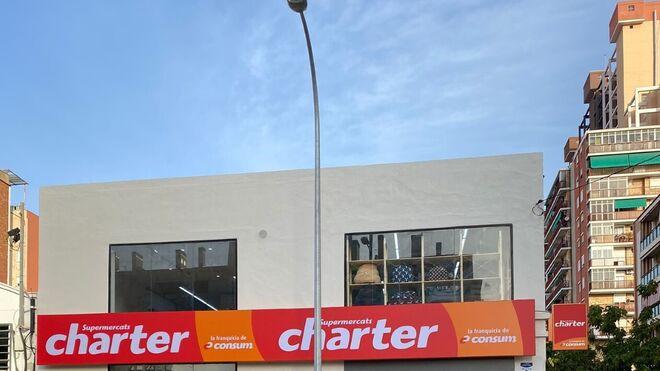 Charter inaugura dos nuevos supermercados en Barcelona en una semana